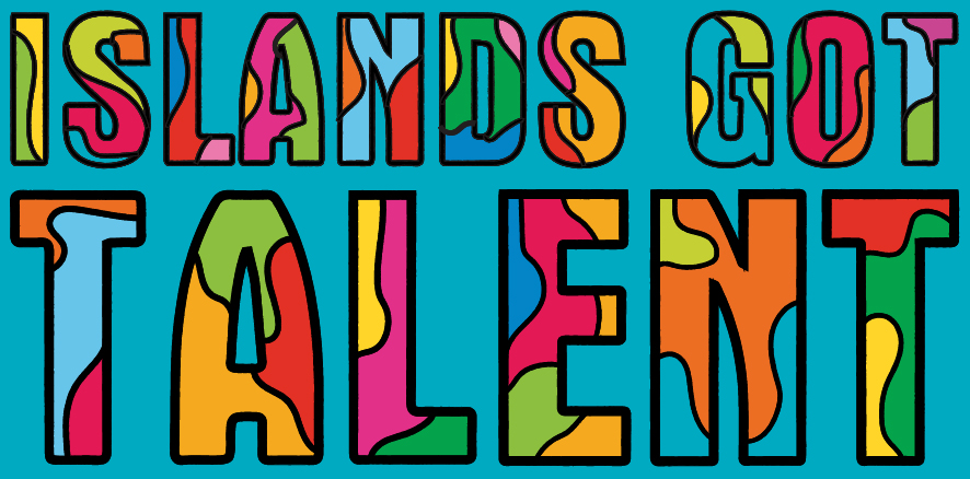 Islands got talent logo