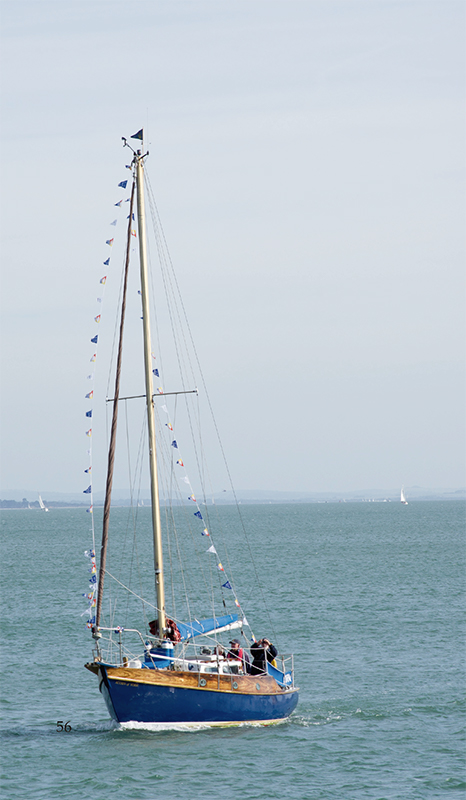 Float your boat for iow day