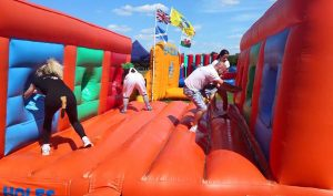 It's a Knockout isle of Wight Day